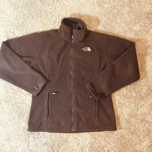 The North Face Womens Brown Jacket Size Large